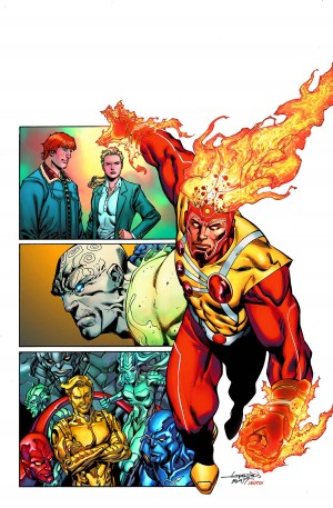 Legends of Tomorrow 01
