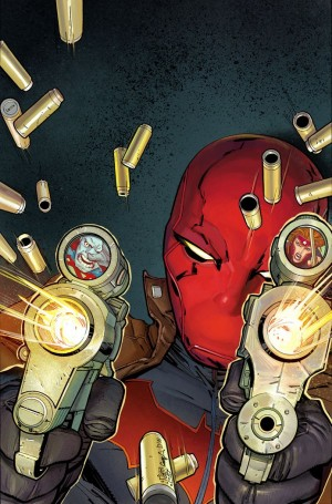 Red Hood and the Outlaws #1 cover not released - This is Red and the Outlaws Rebirth #1 cover