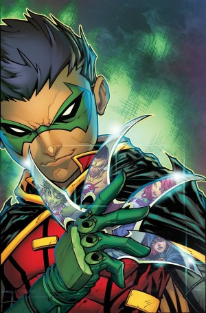 Teen Titans #1 cover not released - this is Teen Titans Rebirth #1 cover