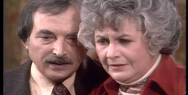 bill macy and samantha harper