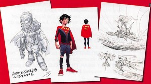 0. DC Rebirth Previews concept teaser art spoilers 1A Super Sons