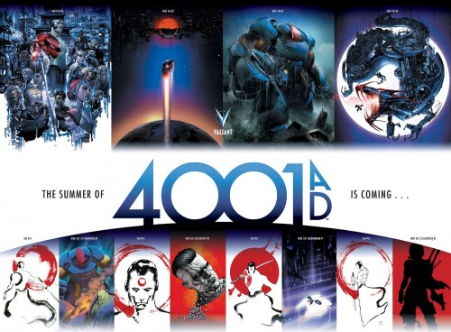 4001 AD Valiant 2016 Summer event poster checklist