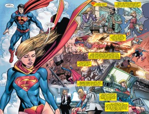 Action Comics #51 spoilers review DC Rebirth set-up 2