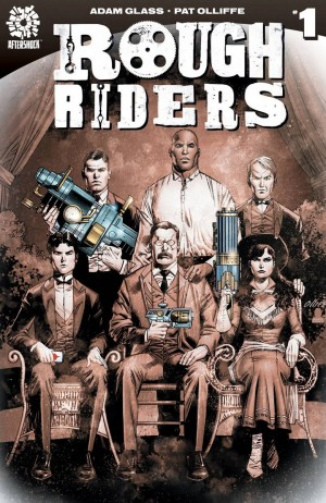 AfterShock Comics Rough Riders #1 spoilers preview 1