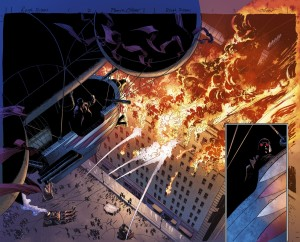 AfterShock Comics Rough Riders #1 spoilers preview 4