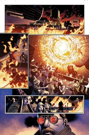 AfterShock Comics Rough Riders #1 spoilers preview 6