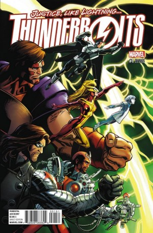 All-New All-Different Thunderbolts and Winter Soldier spoilers preview 1