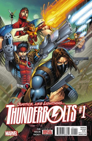 All-New All-Different Thunderbolts and Winter Soldier spoilers preview 3