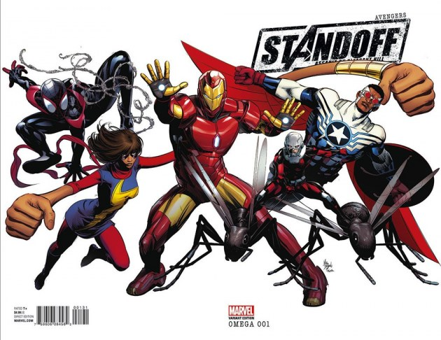 Avengers standoff assault on pleasant hill omega 1 spoilers preview
