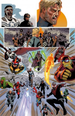 Avengers Standoff Assault on Pleasant Hill Omega #1 spoilers preview Civil War II Marvel prelude 5