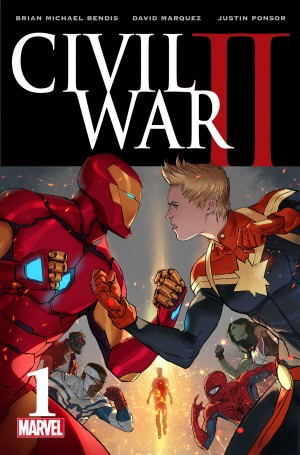 Civil War II Marvel Comics Spoilers Preview 1