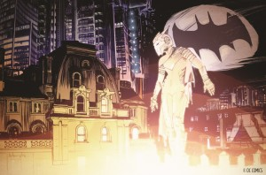 DC Young Animal Mother Panic in Batman's Gotham City