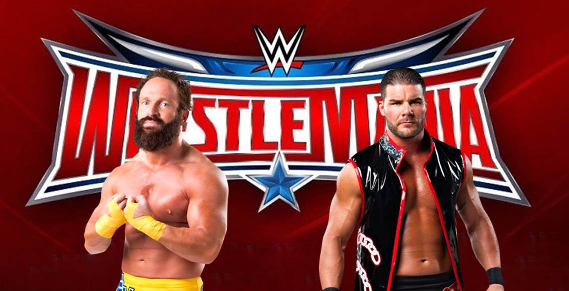 Eric Young and Bobby Roode WWE status for Wrestlemania 32
