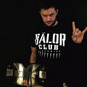 Finn Balor and Balor Club