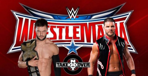 Finn Balor and Bobby Roode NXT Takeover Dallas or Wrestlemania 32