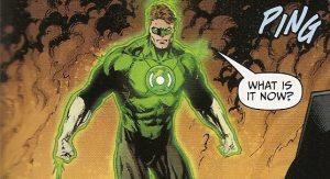 JUSTICE LEAGUE #49 Hal are you