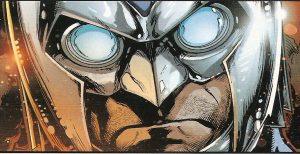 JUSTICE LEAGUE #49 Owlman
