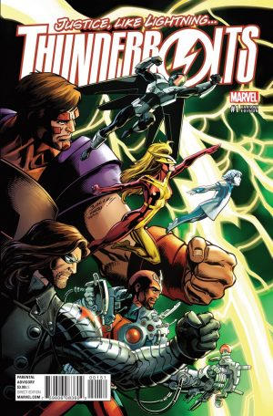Thunderbolts #1 spoilers preview pre Civil War II 2