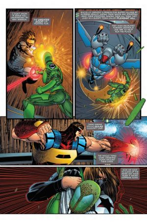 Thunderbolts #1 spoilers preview pre Civil War II 8