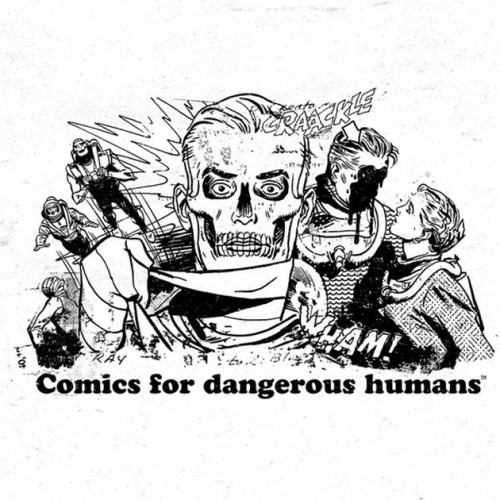 Young Animal DC Comics For Dangerous Humans