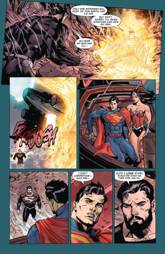 Action Comics 52 spoilers review D