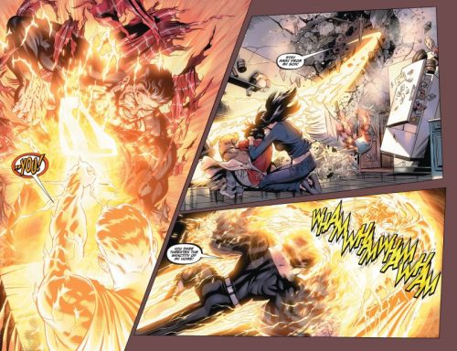 Action Comics 52 spoilers review E