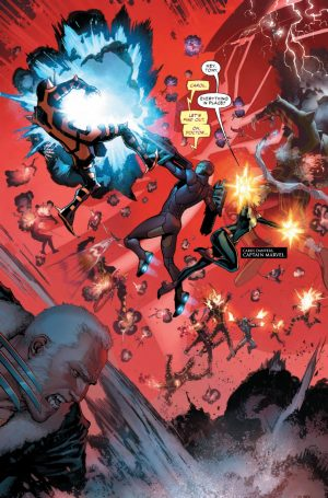 Civil War #1 spoilers preview 5