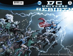 DC Universe Rebirth #1 spoilers preview 1