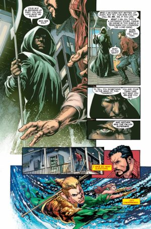 DC Universe Rebirth #1 spoilers preview 10