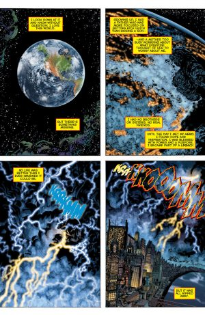 DC Universe Rebirth #1 spoilers preview 2