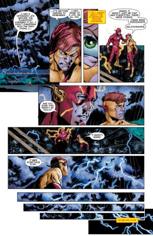 DC Universe Rebirth #1 spoilers preview 3