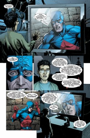 DC Universe Rebirth #1 spoilers preview 5