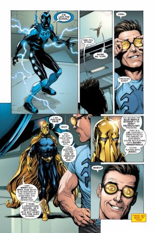 DC Universe Rebirth #1 spoilers preview 7