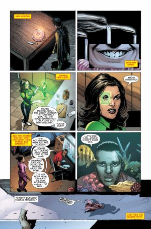 DC Universe Rebirth #1 spoilers preview 8