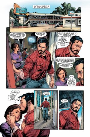 DC Universe Rebirth #1 spoilers preview 9