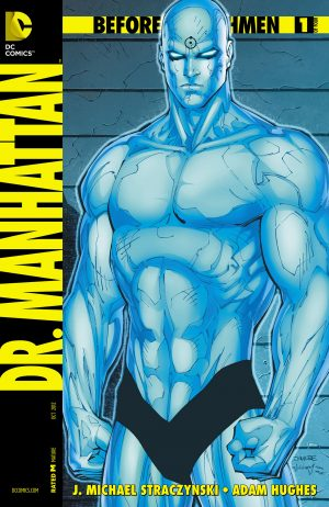 DCU REBIRTH Dr. Manhattan