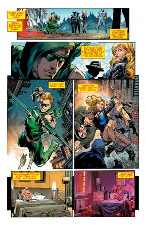 DCU REBIRTH colours of love