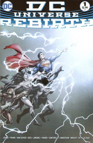 DCU REBIRTH reg cover front