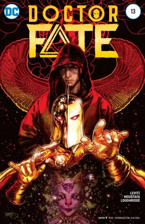 Doctor Fate 13