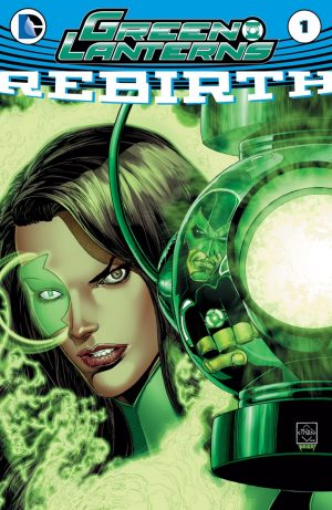 Green Lanterns Rebirth #1 spoilers preview 1