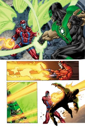 Green Lanterns Rebirth #1 spoilers preview 5