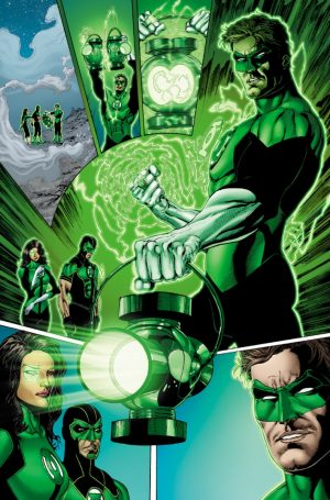 Green Lanterns Rebirth #1 spoilers preview 7