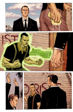 Green Lanterns Rebirth #1 spoilers preview 9