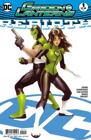 Greenn Lanterns Rebirth #1 spoilers final preview 1