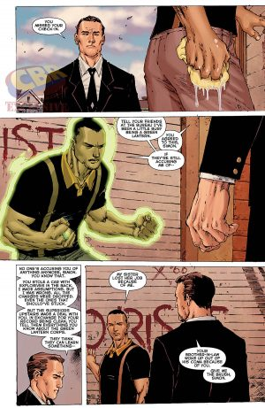 Greenn Lanterns Rebirth #1 spoilers final preview 5