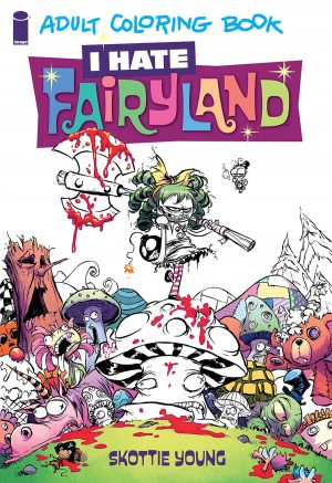 I Hate Fairyland CB TPB