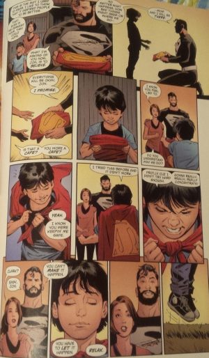 Superman Lois and Clark 8 Spoilers DC Comics Rebirth 2