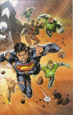 JUSTICE LEAGUE #50 World's Greatest Heroes 2