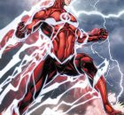 New Wally West DC Rebirth Titans costume