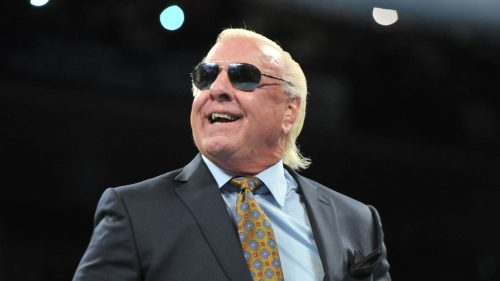 Ric Flair in Shades